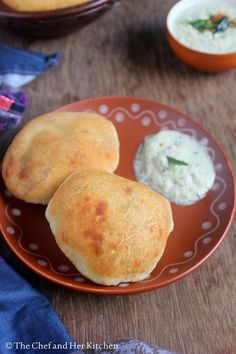THE CHEF and HER KITCHEN: Mangalore Buns Recipe | Banana Buns | Sweet Banana Poori