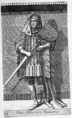 John III, Duke of Bavaria-Straubing (Jan van Beieren (Le Quesnoy, ca. 1374 - Den Haag, 6 januari 1425)), 1578