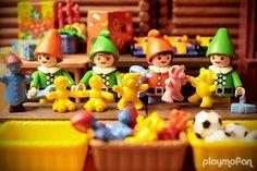 Playmobil lutins