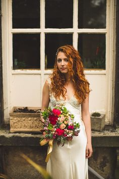 Vintage Inspired and Original Vintage Wedding Dresses by Kate Beaumont