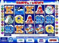 Santa Paws - http://casinospiele-online.com/kostenlose-spielautomat-santa-paws-online/