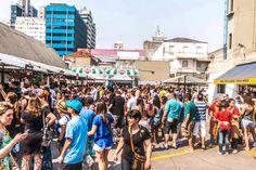 Feira livre Gastronomica O Mercado