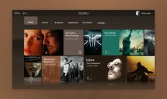 Dribbble - TV UI