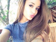 Ariana Grande young