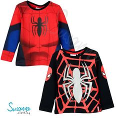 Sweatshirts Jumper 2-8 Years Spiderman Official Marvel Marvel Boys Long Sleeve Polar Fleece Swetshirt Hoodies & Sweatshirts