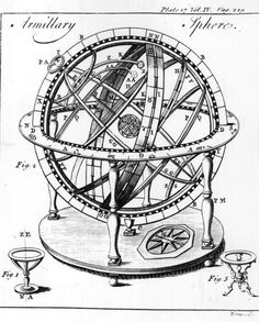 18th century armillary sphere - Google Search