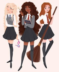 Image shared by Find images and videos about pretty, art and harry potter on We Heart It - the app to get lost in what you love. Fans D'harry Potter, Harry Potter Girl, Harry Potter Artwork, Harry Potter Images, Harry Potter Drawings, Harry James Potter, Harry Potter Jokes, Harry Potter Anime, Harry Potter Characters