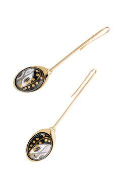 Frey Wille Nixe Waterdrop Earrings