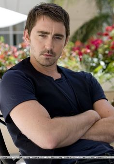 Lee Pace from a photo shoot (2012-2015)