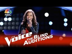 "The Voice 2015 Blind Audition - India Carney: ""New York State of Mind"" - YouTube"
