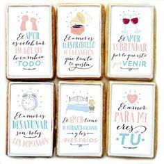 Regalos originales para San Valentín: Regalos dulces para golosos