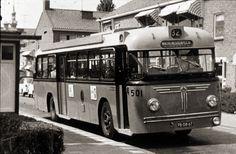 Zo zag de bus eruit in 1963