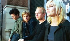 Cardigans getting back on tour! Nina Persson is the real deal!