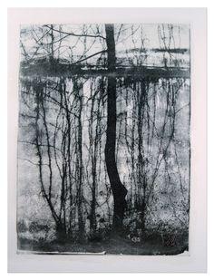 arekusei:    oilprint, 210x300mm, Waterford watercolor paper
