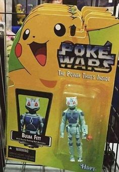The Revenge of Bulba Fett!  [Via Reddit | NA]