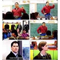 Still one of the cutest scenes between Hotch and a member of the BAU. Garci/Hotch scenes don't count, she's adorable with everyone.
