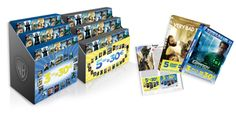 Box, communication, print, creation, DVD