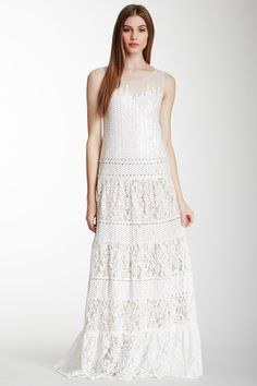 Black Label Bijoux Sequin Long Dress by Catherine Malandrino on @HauteLook