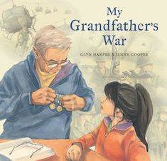 KISS THE BOOK: My Grandfather's War by Glyn Harper - ESSENTIAL