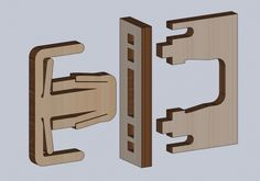 Universal Snap Fit Laser Cut Joints - Tool Tips - Fab Lab EP Forum
