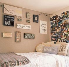 """8 Teen Bedroom Theme Ideas That's So Great! - Hoomble Teens have unique ideas of what they consider as """"cool bedrooms."""" Teen bedroom themes reflect t Cool Teen Bedrooms, Awesome Bedrooms, Girls Bedroom, Girl Room, Teen Rooms, Bedroom Themes, Bedroom Wall, Bedroom Decor, Bedroom Ideas"""