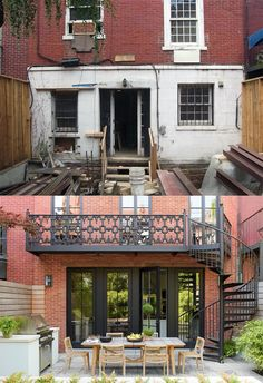 Before/After Renovation