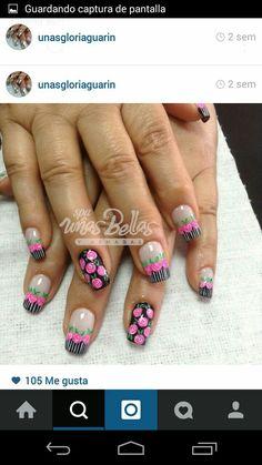 Irene, Nails, Beauty, Colorful Pictures, Nail Art, Nail Designs, Beleza, Ongles, Nail
