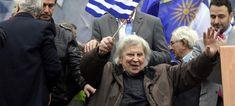 Μίκης Θεοδωράκης: Πώς να δεχτούν πως ένας παλιός κομμουνιστής και αριστερός είναι τόσο πατριώτης;
