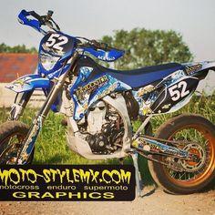 Classic... #motostylemx  #motostylemxgraphics  #decals #bikestagram  #motorbikes  #motorbikedesign