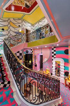 Kips Bay Decorator Show House 2018. Casa Decor a la americana