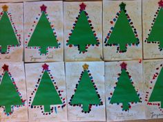 Sapin A Decorer Maternelle Graphisme Petits