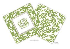 off these adorable coaster! Cilantro, Coaster Design, Personalized Coasters, Robins Egg, Floral, Printer, Ballet, Gifts, Pineapple