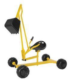 Kids Sand Box Digger Scooper Backhoe Bucket Sandbox Toys Ride on Tractor Shovel   eBay
