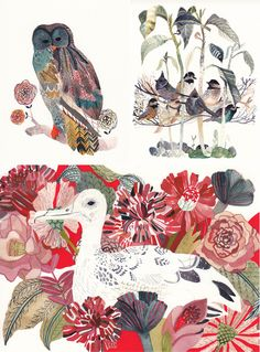 works by michelle morin / shared by kaitlyn webb patience