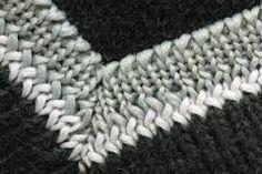 Resultado de imagem para como finalizar os trabalhos em trico