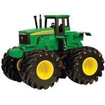 John Deere Monster Treads Tractor TBEK37528 JD-TBEK37528