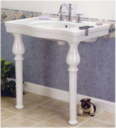 Like sink but too big. Barclay Milano