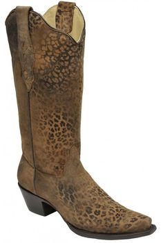 Corral Women's Cheetah Print Fashion Boots *** Learn more by visiting the image link.