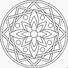 Mandalas para imprimir   Las más lindas mandalas para imprimir