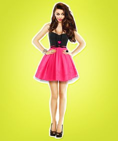Cher lloyd is my idol! Cute Dresses, Cute Outfits, Cher Lloyd, Red Carpet Looks, Style Guides, Spring Summer Fashion, My Idol, Celebs, Lady