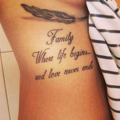 Bildergebnis für tattoo familie