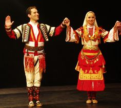 Pirinska costume - History of the Bulgarian national costume - Bulgarian Cultural and Information Centre, Moscow, Russia