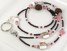 Sweet Tooth Lanyard for Id Badge and Keys