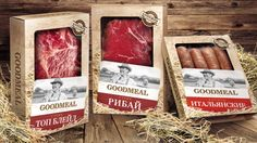 Wellhead Портфолио брендингового агентства Wellhead по разработке дизайна упаковки и этикетки. Food Packaging, Brand Packaging, Packaging Design, Protein Shop, Meat Box, Chorizo, Meat Packing, Farm Logo, Fish And Meat