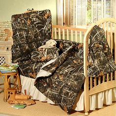 14 Lovely Camouflage Crib Bedding Sets Photo Ideas