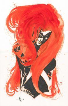 Medusa Inhumans by Gabriele Dell'Otto