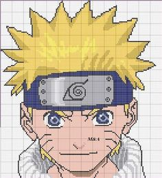 ENCANTOS EM PONTO CRUZ: Naruto