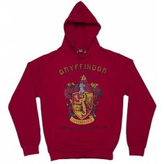 Women's Harry Potter Gryffindor Team Quidditch Hoodie ($39) ❤ liked on Polyvore featuring tops, hoodies, purple hoodies, purple hoodie, lion hoodie, heart tops and sweatshirt hoodies