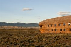 Tierra Patagonia Lodge, an award winning luxury eco-lodge adjacent to Chile's Torres del Paine National Park.