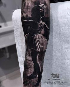 Tattoo artist: Silvano Fiato Artist IG: @silvanofiato Location: #Italy #tattoolovearttatuaggi,tatuagem,blackandgreytattoo,realistictattoo,tatuaje,tattooing,tattoo,tatts,tatuaż,татуировка,artist,italy,tattooist,art,tatouage,ink,inked,inktober,inkedup,tattooer,tattooloveart,tatuaggios,tatuaggio,тату,tattooartist,tattoos